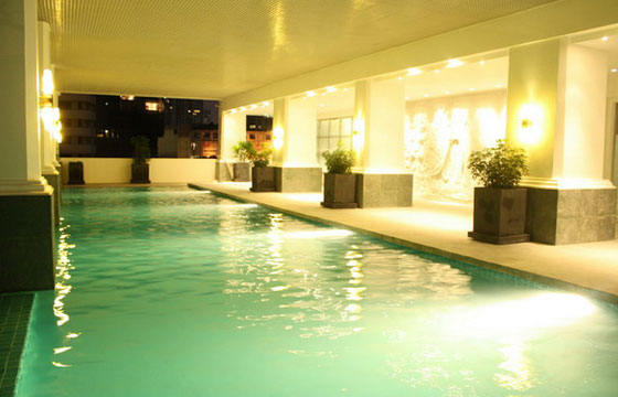 8th-floor-swimming-pool - Le Raffine Sukhumvit 39